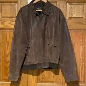 Men's XXL leather jacket